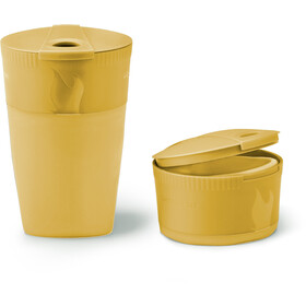 Light My Fire Pack-Up-Cup BIO (Bulk) mustyyellow